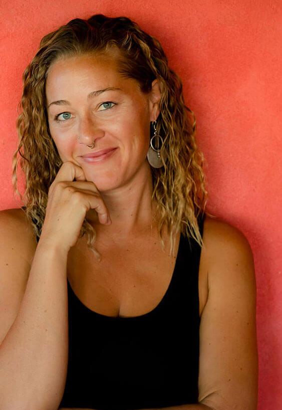 Jen Antill smiling